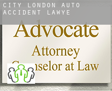 City of London  auto accident lawyer