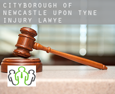 Newcastle upon Tyne (City and Borough)  injury lawyer