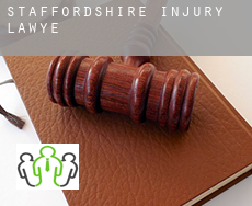 Staffordshire  injury lawyer