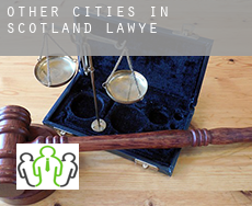 Other cities in Scotland  lawyer