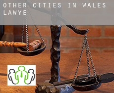 Other cities in Wales  lawyer