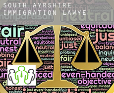 South Ayrshire  immigration lawyer