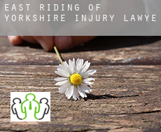 East Riding of Yorkshire  injury lawyer