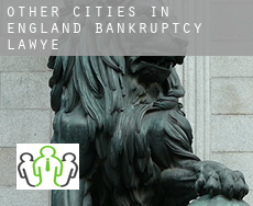Other cities in England  bankruptcy lawyer