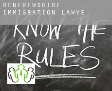 Renfrewshire  immigration lawyer