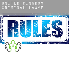 United Kingdom  criminal lawyer