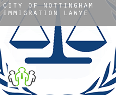 City of Nottingham  immigration lawyer