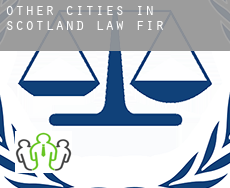Other cities in Scotland  law firm